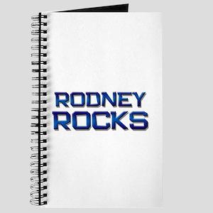 rodney rocks Journal