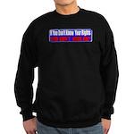 Know Your Rights Sweatshirt (dark)