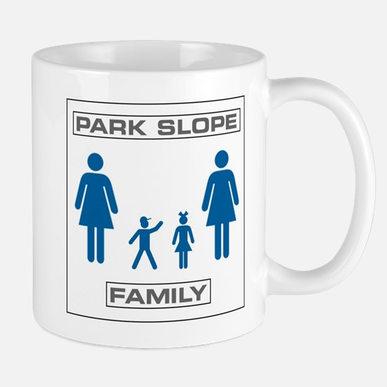 Park Slope Two Mommies Mug