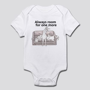 One More Infant Bodysuit