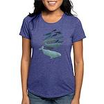 Beluga Whale Art T-Shirt