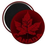 Cool Canada Souvenir Magnets
