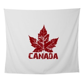 Cool Canada Souvenir Wall Tapestry