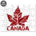 Cool Canada Souvenir Puzzle