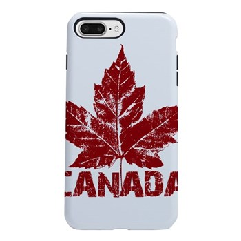 Cool Canada Souvenir iPhone 8/7 Plus Tough Case