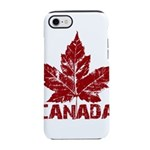 Cool Canada Souvenir iPhone 8/7 Tough Case