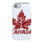 Cool Canada Souvenir iPhone 8/7 Tough Case