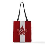 Cool Canada Souvenir Polyester Tote Bag