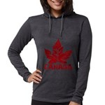 Cool Canada Souvenir Long Sleeve T-Shirt