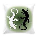 Lizard Art Everyday Pillow