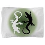 Lizard Art Pillow Sham