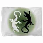Lizard Art Pillow Sham