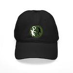 Lizard Art Baseball Hat