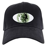 Lizard Art Baseball Hat