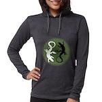 Lizard Art Long Sleeve T-Shirt
