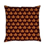 Canada Maple Leaf Souvenir Everyday Pillow