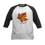 Canada Maple Leaf Souvenir Baseball Jersey