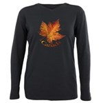 Canada Maple Leaf Souvenir T-Shirt