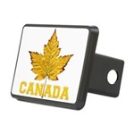 Canada Varsity Team Rectangular Hitch Cover