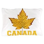 Canada Varsity Team Pillow Case