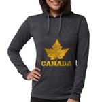 Canada Varsity Team Long Sleeve T-Shirt