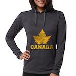 Canada Varsity Team Long Sleeve T-Shirt
