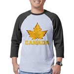 Canada Varsity Team Mens Baseball Tee