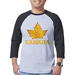 Canada Varsity Team Mens Baseball Tee