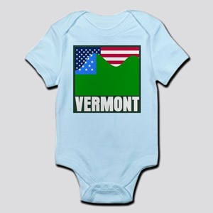 VERMONT - SECEDE? Infant Creeper