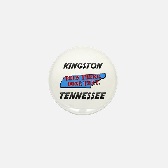 kingston tennessee - been there, done that Mini Bu