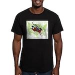American Cowboy Men's Fitted T-Shirt (dark)