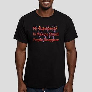 Superpower Men's Fitted T-Shirt (dark)