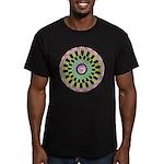Celtic Spring-Easter Mandala Men's Fitted T-Shirt
