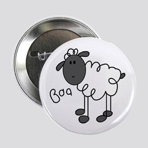 "Baa Sheep 2.25"" Button"