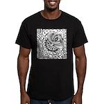 Cosmic Thing Men's Fitted T-Shirt (dark)