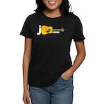 Jguitar.com Women's 2-Sided Dark T-Shirt