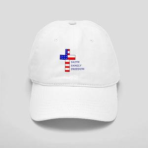Faith, Family, Freedom Cap