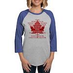 Canada Anthem Souvenir Long Sleeve T-Shirt