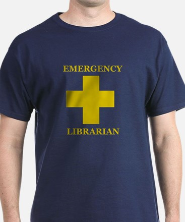 emergency_librarian T-Shirt