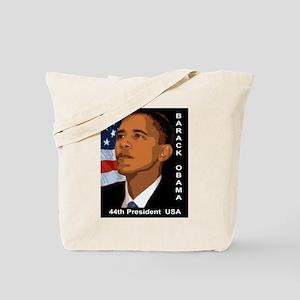 OBAMA SHOPS: Tote Bag