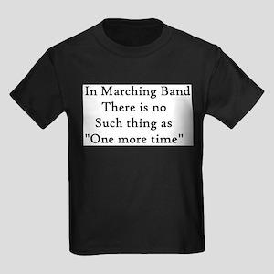 One More Time Kids Dark T-Shirt
