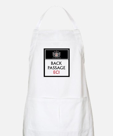 Back Passage, London BBQ Apron