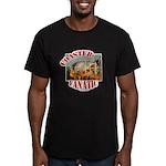 Coaster Fanatic Men's Fitted T-Shirt (dark)