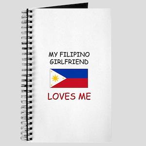 My Filipino Girlfriend Loves Me Journal
