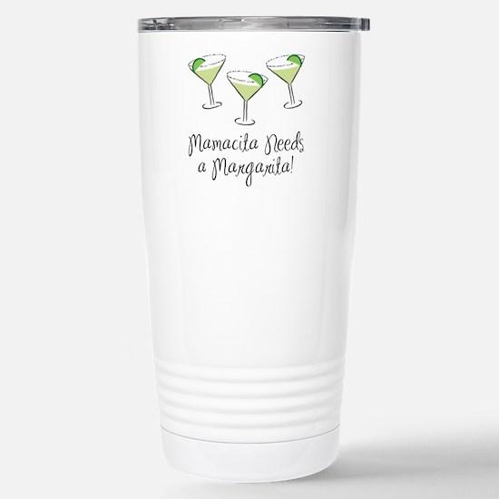 Mamacita Margarita Stainless Steel Travel Mug