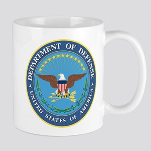 Dept. of Defense Mug