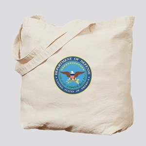 Dept. of Defense Tote Bag
