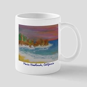 Mug/Marin Headlands, CA