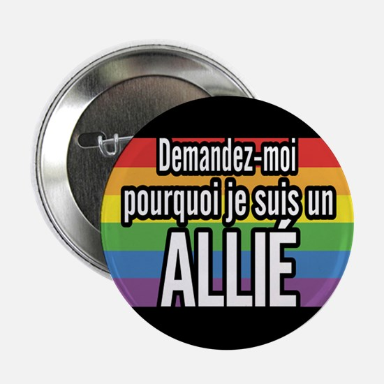 ALLY 2.25 inch Ask Button - French