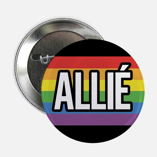 ALLY 2.25 inch Button - French